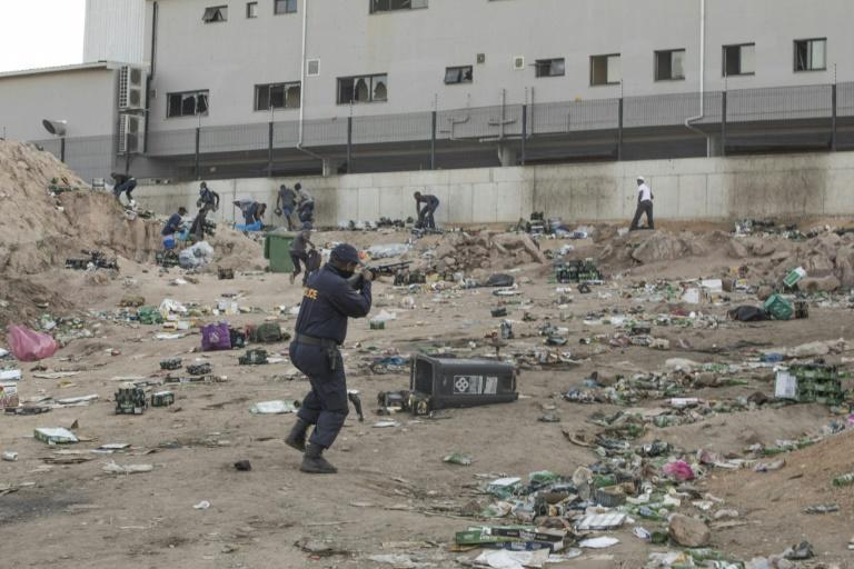 More than 200 people have died since looting and riots erupted in South Africa on July 9, the bulk of them in KwaZulu-Natal