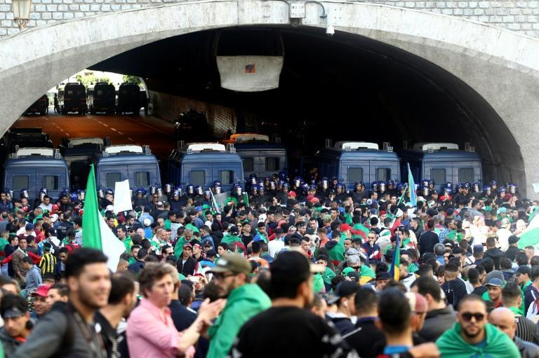 Algeria's protest movement brought down a president -- now, it is urging a boycott of a constitutional referendum touted by another president as heralding a 'New Algeria'
