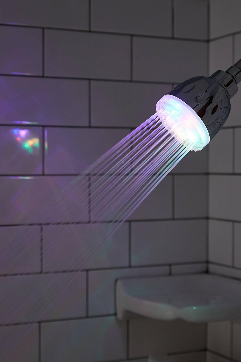 """<p>Who can resist this <a href=""""https://www.popsugar.com/buy/LED-Showerhead-496546?p_name=LED%20Showerhead&retailer=urbanoutfitters.com&pid=496546&price=16&evar1=geek%3Aus&evar9=26294675&evar98=https%3A%2F%2Fwww.popsugar.com%2Fnews%2Fphoto-gallery%2F26294675%2Fimage%2F46728669%2FLED-Showerhead&list1=shopping%2Cgadgets%2Choliday%2Cgift%20guide%2Choliday%20living%2Ctech%20gifts%2Cgifts%20under%20%24100&prop13=api&pdata=1"""" class=""""link rapid-noclick-resp"""" rel=""""nofollow noopener"""" target=""""_blank"""" data-ylk=""""slk:LED Showerhead"""">LED Showerhead</a> ($16, originally $20)?</p>"""
