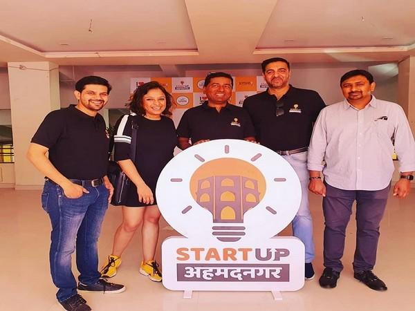 (L-R) Akshay Munot - One Voice Media, Souniya Khurana - Co-Founder & CEO - WYN Studio, Rahul Narvekar - Founder & CEO - India Network, Narendra Firodia - Angel Investor, Jital Shah - Angel Investor