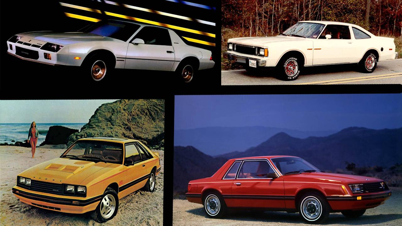 "<p>There were massive changes in the performance car landscape during the 1980s. The beginning of the decade had the last vestiges of low-horsepower, high-displacement V8 engines that started in the 1970s when automakers had to deal with tighter emissions regulations and customer demands for better fuel economy. These years yielded some of the worst muscle cars ever. Compared to the high point of the late 1960s, fans of American muscle had a rough time until engines started making real power again towards the end of the 1980s.</p> <p>These are the worst offenders of muscle cars being unworthy of the title during a poor period for American motoring.</p>  <h2>You might also like:</h2> <ul> <li><a rel=""nofollow"" href=""https://www.motor1.com/news/75534/8-best-muscle-cars-of-the-80s/"">8 Best Muscle Cars Of The '80s</a></li> <li><a rel=""nofollow"" href=""https://www.motor1.com/features/238127/7-great-muscle-cars-70s/"">7 Great Muscle Cars Of The '70s</a></li> <li><a rel=""nofollow"" href=""https://www.motor1.com/news/146743/worst-car-movies/"">10 Worst Car Movies Of All Time</a></li> </ul> <br>"