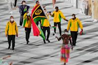 <p>It's the same reason we're including Vanuatu, and it might have something to do with their flag bearer. </p>