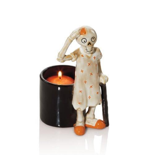 <p>This <span>PJammin' Votive/Tea Light Candle Holder</span> ($18) is both cute and creepy. We'll take it!</p>