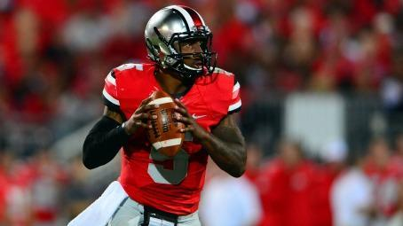 Ohio State QB Braxton Miller is healthy and coach Urban Meyer wants him to stay that way