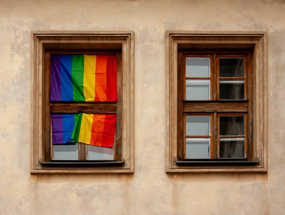 """<span class=""""caption"""">Vulnerable Canadians, particularly those who are older LGBTQ+, face challenges finding safe and adequate housing. </span> <span class=""""attribution""""><span class=""""source"""">Shutterstock</span></span>"""