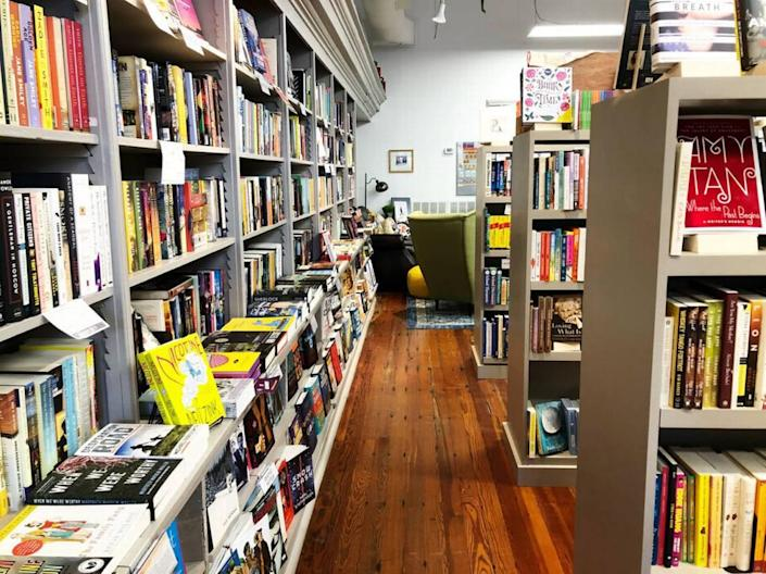 Main Street Books in Davidson will reopen on May 11 for pickup and limited delivery, with shipping throughout the month.