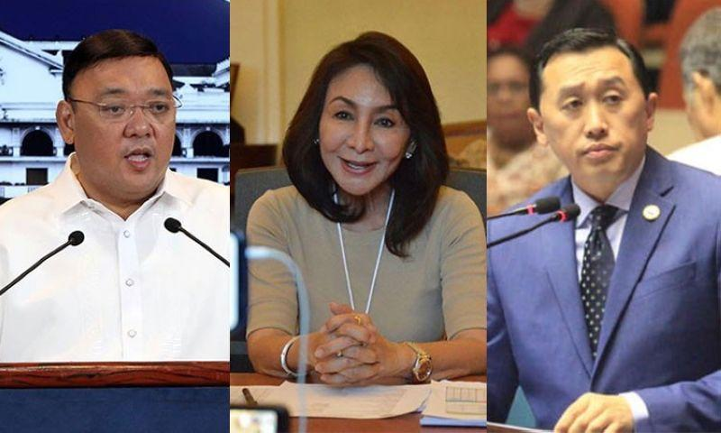 Bzzzzz: Roque says 'we can also do in Metro Manila' what Cebu does. The 'vodoo governors'