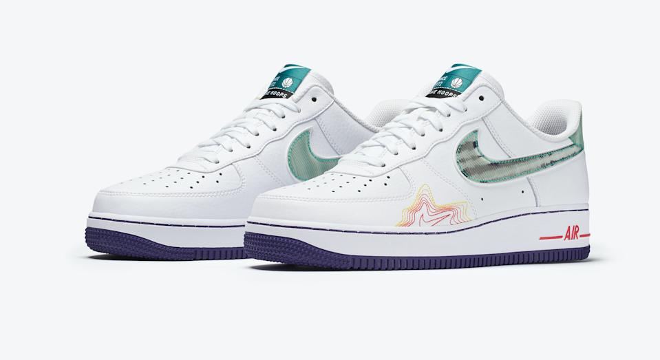Nike releases De'Aaron Fox and Brittney Griner Air Force 1 sneaker inspired by NBA and WNBA star's love of music
