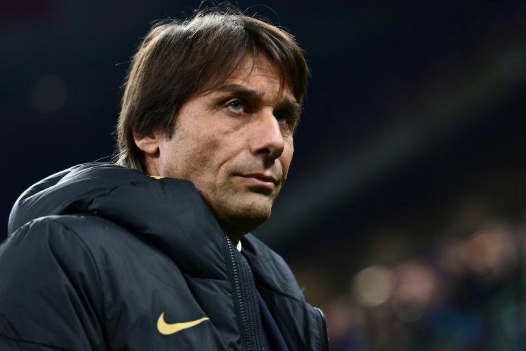 Antonio Conte took over as Inter Milan coach this season