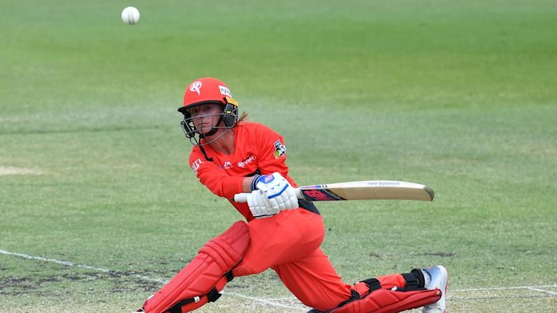 CRICKET WBBL HEAT RENEGADES