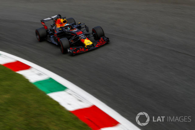 """2018: Red Bull-TAG Heuer RB14 <span class=""""copyright"""">Manuel Goria / Motorsport Images</span>"""