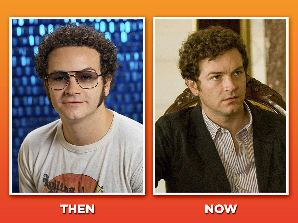 "<span style=""font-family:Arial;"">Danny Masterson (Steven Hyde) <br><br>Masterson rocked a frizzy hairdo and heavy '70s shades as Eric's sarcastic stoner pal, Steven Hyde. He's now a jack of all trades, performing as a professional DJ, owning a number of restaurants (including a few with Kutcher and Valderrama), and hosting celebrity poker events. But he still finds time to act, recently filming guest spots on ""<a href=""http://tv.yahoo.com/raising-hope/show/46510"">Raising Hope</a>"" and ""<a href=""http://tv.yahoo.com/white-collar/show/44527"">White Collar</a>."" This summer, Masterson will star in TBS's new dude comedy ""Men at Work."" And looks like he's even tamed that hair of his… which must've taken forever.</span>"