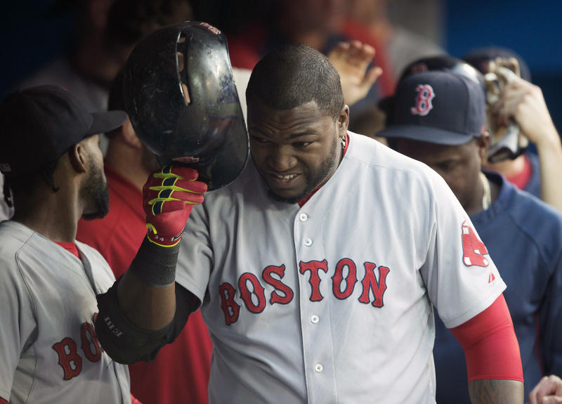 Big Papi passes Yaz with 453rd career home run