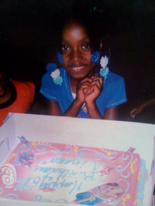 """Aiyana Stanley-Jones was sleeping on her couch with her grandmother when police conducted a """"no knock"""" raid of their home. Officer Joseph Weekley was first through the door, and after a flash-bang grenade went off, he fired his gun, <a href=""""http://www.huffingtonpost.com/2014/09/17/aiyana-stanley-jones-joseph-weekley-trial_n_5824684.html"""" rel=""""nofollow noopener"""" target=""""_blank"""" data-ylk=""""slk:killing Aiyana"""" class=""""link rapid-noclick-resp"""">killing Aiyana</a>. Weekley later testified that the grandmother struck his weapon and caused him to fire, but she denies having been&nbsp;near the gun.<br><br>Police said the raid was in search of a murder suspect who lived in the second-floor unit of the home.<br><br>Weekley was charged with involuntary manslaughter and&nbsp;careless discharge of a firearm causing death, but his case&nbsp;<a href=""""http://www.huffingtonpost.com/2015/01/28/joseph-weekley-charges-dismissed-aiyana-stanley-jones_n_6566032.html"""" rel=""""nofollow noopener"""" target=""""_blank"""" data-ylk=""""slk:was dismissed after two mistrials"""" class=""""link rapid-noclick-resp"""">was dismissed after two mistrials</a>. He&nbsp;<a href=""""http://www.detroitnews.com/story/news/local/detroit-city/2015/04/17/officer-weekley-aiyana-stanley-jones-back-job/25963313/"""" rel=""""nofollow noopener"""" target=""""_blank"""" data-ylk=""""slk:returned to duty"""" class=""""link rapid-noclick-resp"""">returned to duty</a>&nbsp;as a Detroit police officer in April."""