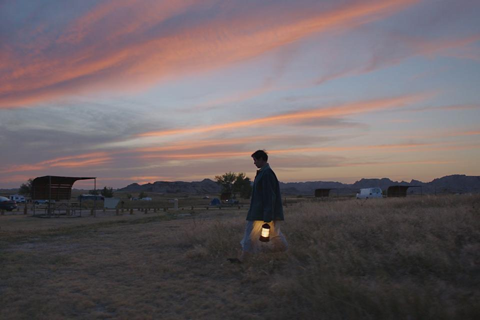 Frances McDormand in Chloé Zhao's 'Nomadland'20th Century Studios