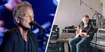 "<p>Rock star Lindsey Buckingham never has to leave home when he wants to practice his craft. Buckingham's <a href=""https://www.elledecor.com/celebrity-style/celebrity-homes/g2003/rock-star-lindsey-buckingham-at-home/"" rel=""nofollow noopener"" target=""_blank"" data-ylk=""slk:Los Angeles property"" class=""link rapid-noclick-resp"">Los Angeles property</a>, which was designed by architect Kevin A. Clark, has its own recording studio. </p>"