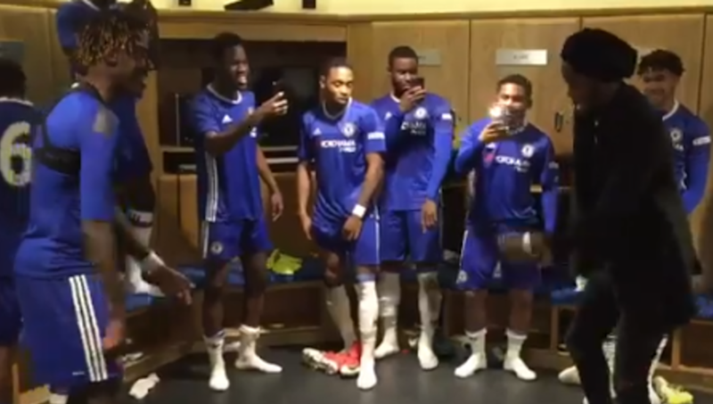 VIDEO: Chelsea's Chalobah Brothers Participate in Amazing Dance-Off Following FA Youth Cup Triumph