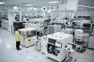 Schneider Electric's Smart Factory in Wuxi, China