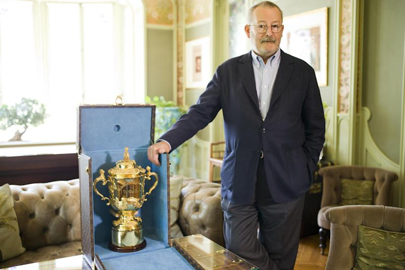 The First Rugby World Cup for Louis Vuitton (2015)