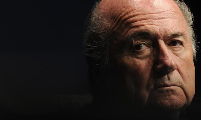 "<span class=""element-image__caption"">Former Fifa president Sepp Blatter has denied any wrongdoing and has said he is confident he will not be charged with any criminal offences.</span> <span class=""element-image__credit"">Photograph: Sebastien Bozon/AFP/Getty Images</span>"