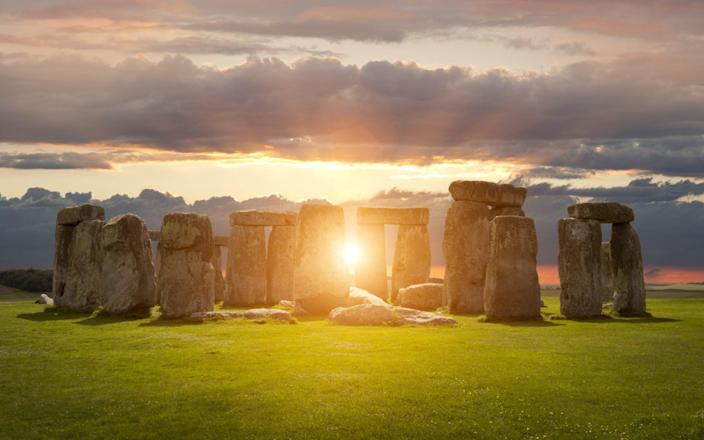 Stonehenge is the best-known prehistoric monument in Europe - Andrew Roland/ Shutterstock