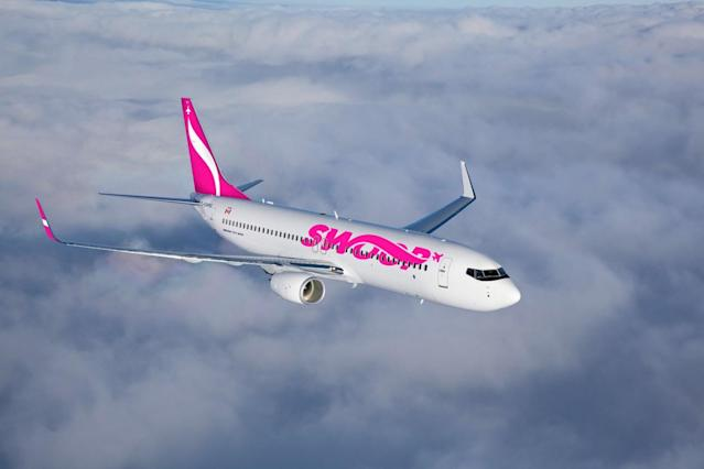 Swoop enters the Canadian ultra-low-cost carrier market. (CNW Group/WestJet)