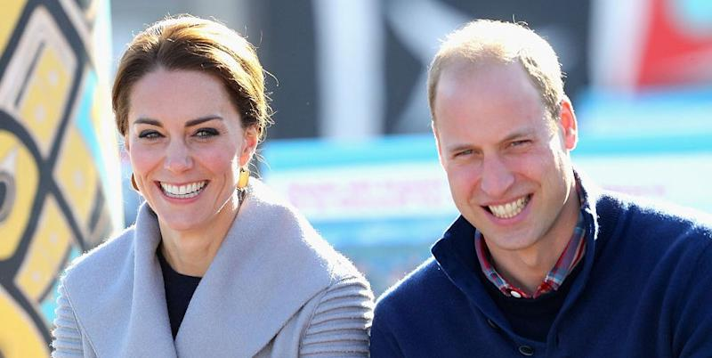 Prince William and Kate go head to head at King's Cup regatta