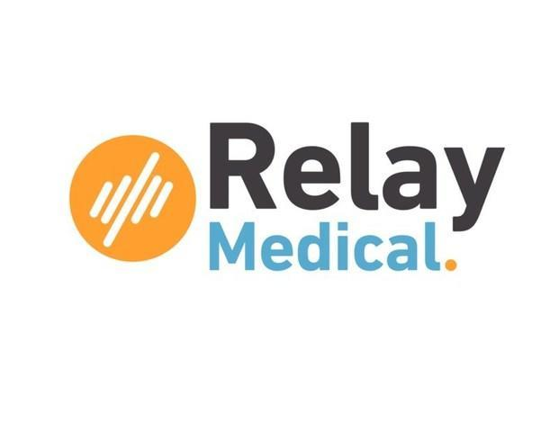 Relay Medical Corp. Logo (CNW Group/Relay Medical Corp.)