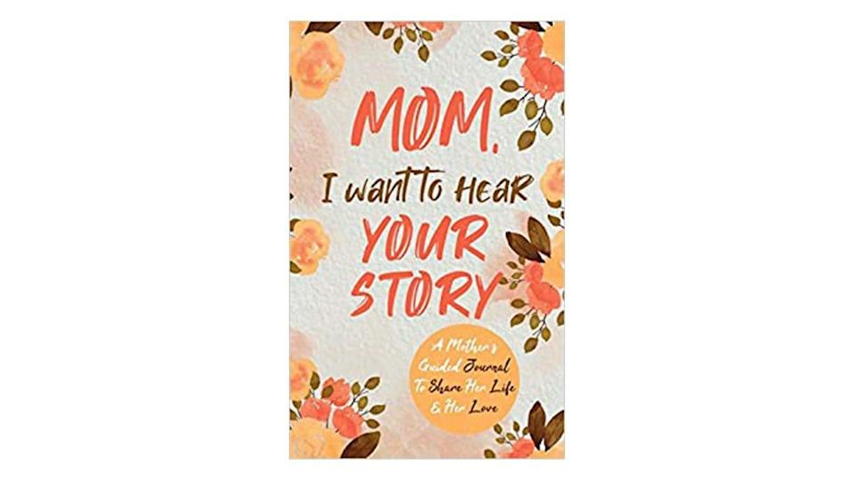 These journals will make for a unique way to spend time with mom.