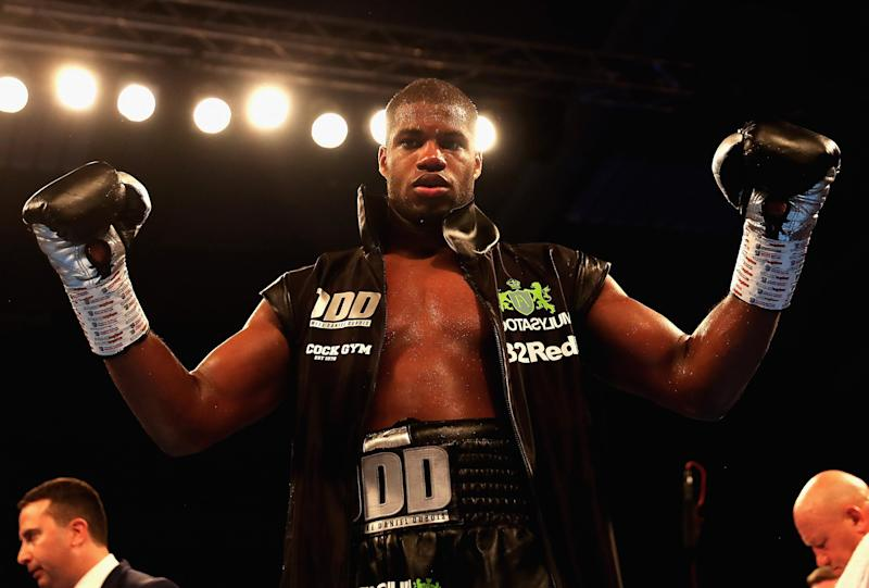 He now shares a promoter with Daniel Dubois, with the pair potentially set to meet in July (Getty Images)