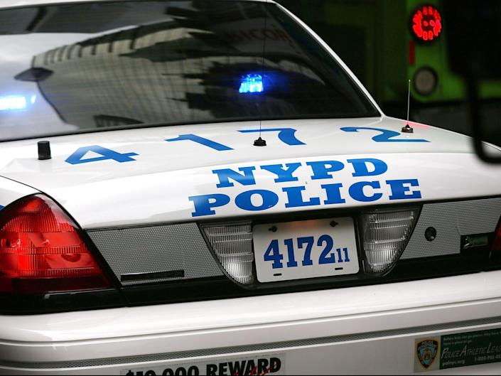 A 21-year-old woman who was eight months pregnant was shot on Saturday on Utica Avenue and Montgomery Street in Crown Heights (Getty Images)