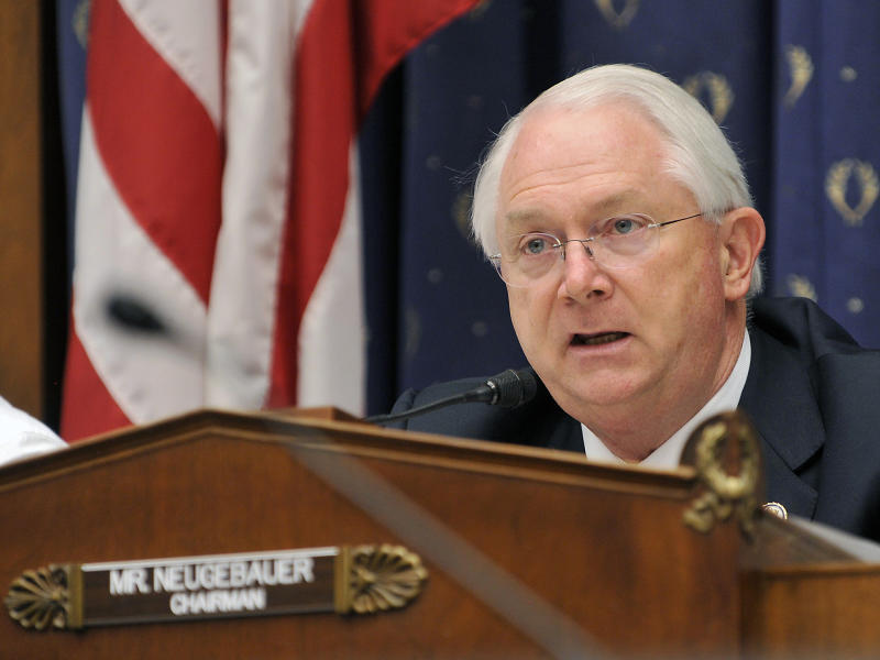 Mr Neugebauer is leading calls for the agency in its current form to be dismantled: Getty