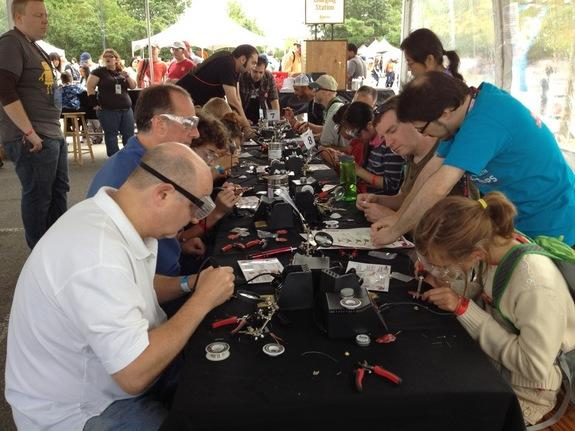 Maker Faire Showcases the Best of DIY Science