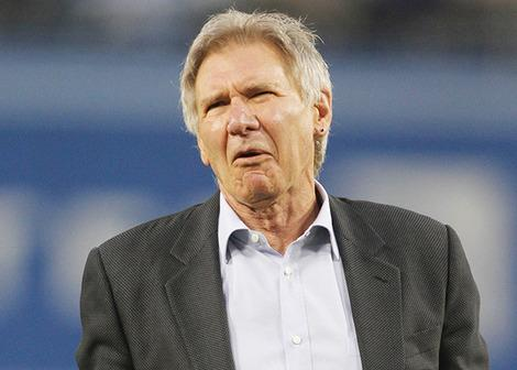 Harrison Ford explains reluctance to discuss Star Wars 7