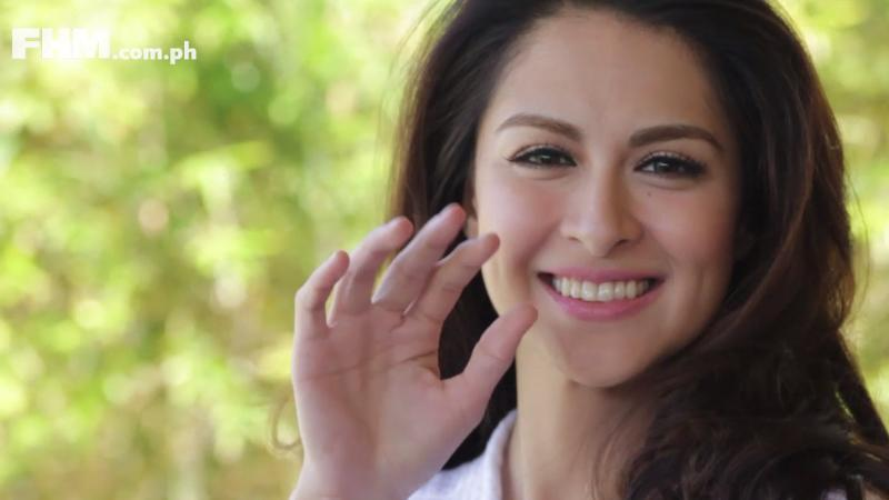 Marian Rivera returns on FHM Philippines cover