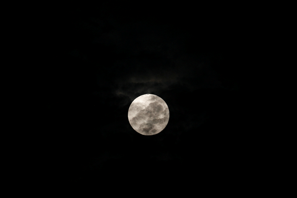 Don't Miss The First Full Moon Of The Year