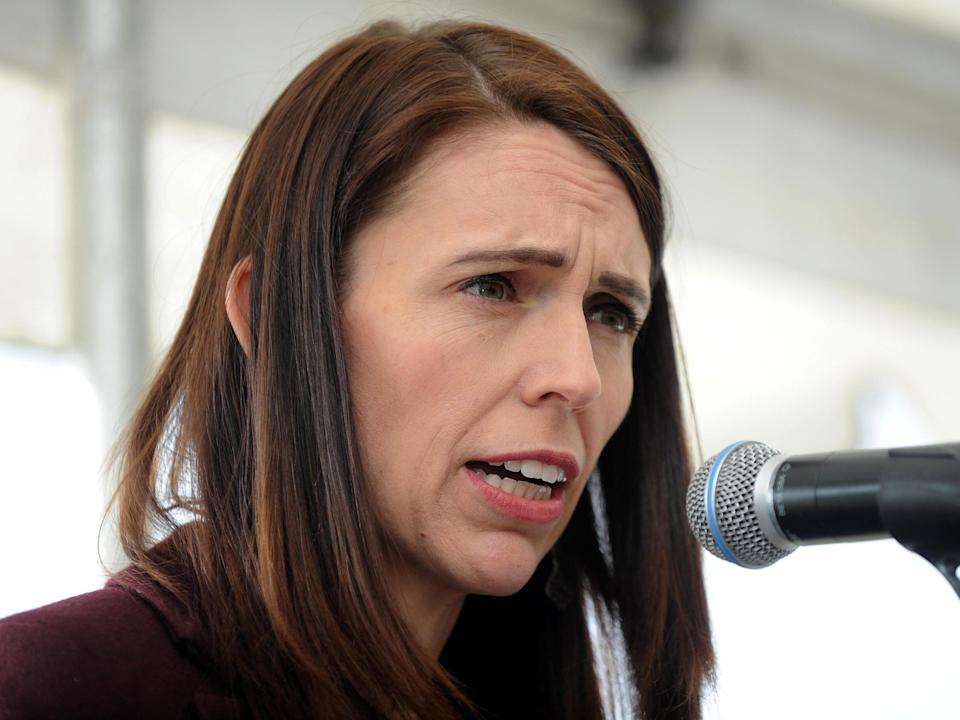 Nearly 28,000 people have quarantined since prime minister Jacinda Ardern introduced the measure: Kerry Marshall/Getty Images