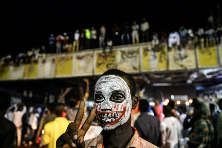 The protesters have gathered day and night outside army headquarters in Khartoum since April 6