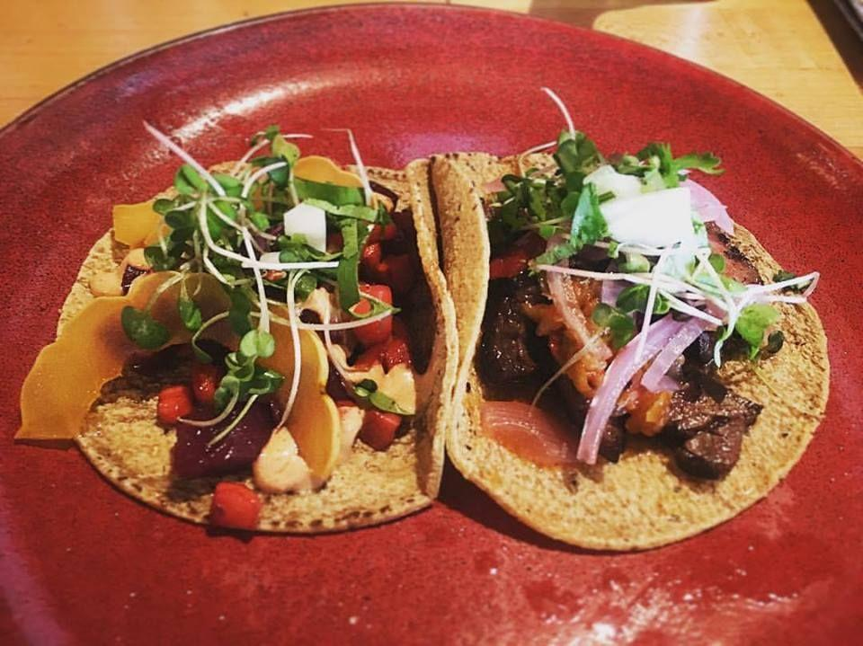 """<p><a href=""""http://www.cortijovt.com/"""" rel=""""nofollow noopener"""" target=""""_blank"""" data-ylk=""""slk:El Cortijo Taqueria y Cantina"""" class=""""link rapid-noclick-resp"""">El Cortijo Taqueria y Cantina</a>'s tacos are so delicious that people keep ordering them even when they're all full. One reviewer on Facebook wrote: """"Seriously, this place is delicious. Had to make an unexpected overnight stop in Burlington around 11pm and this place was still open after we got settled in our hotel. Our server was probably one of the most pleasant people, the food was super quick, and the drinks were great. Very rarely do I order a house marg (normally I substitute out a premium tequila) and this one exceeded my expectations of what a margarita should be. Try a carnitas taco, I'm full, but I had to order another before we go.""""</p><p><em>Check out <a href=""""https://www.facebook.com/cortijovt/"""" rel=""""nofollow noopener"""" target=""""_blank"""" data-ylk=""""slk:El Cortijo Taqueria y Cantina on Facebook"""" class=""""link rapid-noclick-resp"""">El Cortijo Taqueria y Cantina on Facebook</a>.</em></p>"""