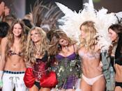 "<div class=""caption-credit""> Photo by: WWD/Robert Mitra</div><b>KEEP IT REAL</b> <br> <br> The unwritten formula for Victoria's Secret hair is that it must be shiny, wavy, thick, soft, and long. ""The women aren't supposed to look like dolls,"" says hairstylist Orlando Pita. ""The appeal is that it's sexy but not impossible."" That's the difference between Victoria's Secret and every other signifier of sexiness in our culture-Playboy bunnies, swimsuit-calendar models, football cheerleaders: ""The hair at Victoria's Secret looks real,"" says hairstylist Oribe. And isn't that the sexiest thing about it? <br> <br>"
