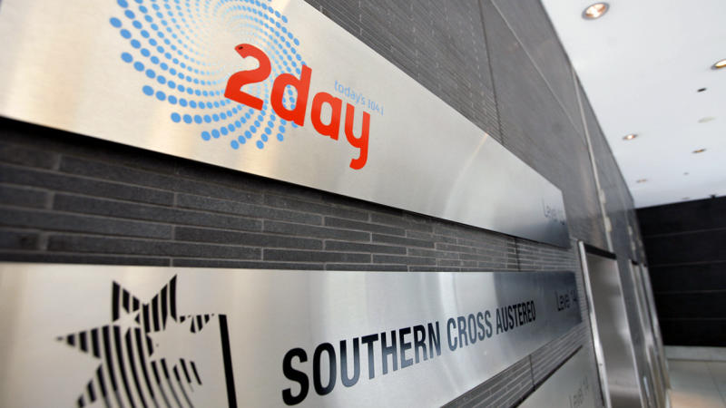 Southern Cross Media's chairman says his comments about the royal prank were taken out of context.