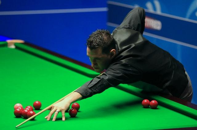 Tom Ford was quick off the mark at the Crucible