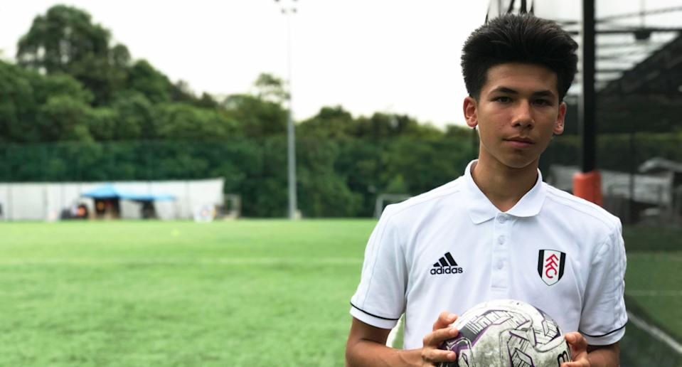 The Football Association of Singapore has said that it 'strongly supports' Ben Davis' NS deferment. PHOTO: Jose Raymond/SPIN