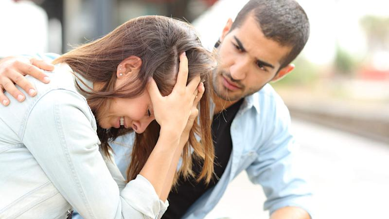 Hookup A Person With Panic Attacks