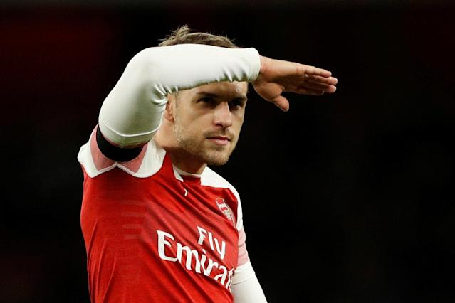 Aaron Ramsey to Juventus: Arsenal star's agent to meet with other clubs before deciding on summer transfer