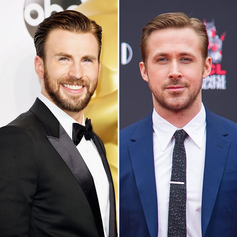 Chris Evans and Ryan Gosling Are Starring in a Netflix Spy Thriller, and, Good God, I'm Ready