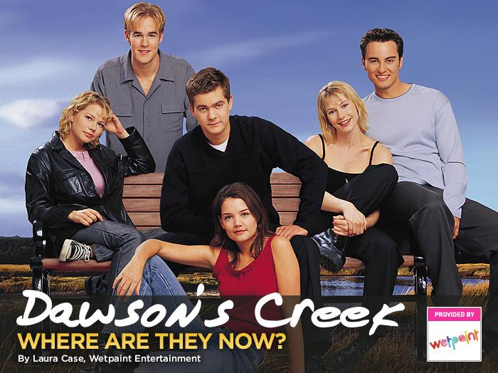 "Of all the things that have come and gone in life, ""<a href=""http://tv.yahoo.com/dawson-39-s-creek/show/54"">Dawson's Creek</a>"" (1998-2003) is at the top of our ""most missed"" list. That may be a slight exaggeration, but still, we were -- and remain -- big fans of the show. Since it went off the air almost nine years ago, the former stars of the WB drama have proven to be a busy and accomplished bunch.<br><br>So, in honor of James Van Der Beek's triumphant return to the small screen in the comedy ""<a href=""http://tv.yahoo.com/don-39-t-trust-the-b-in-apartment-23/show/44256"">Don't Trust the B---- in Apartment 23</a>"" (premieres April 11 on ABC), catch up with Dawson (Van Der Beek), Joey (Katie Holmes), Jen (Michelle Williams), Pacey (Joshua Jackson), Jack (Kerr Smith), Andie (Meredith Monroe), and Audrey (Busy Philipps).<br><br>-- <a href=""http://www.wetpaint.com/?utm_source=yahoo.com&utm_medium=syndication&utm_campaign=yahoo"">Wetpaint Entertainment </a>"