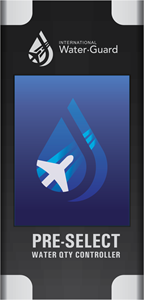 The Pre-Select Water Quantity System from IWG gives airlines a simple way to reduce hundreds of pounds of unnecessary weight and carbon emissions