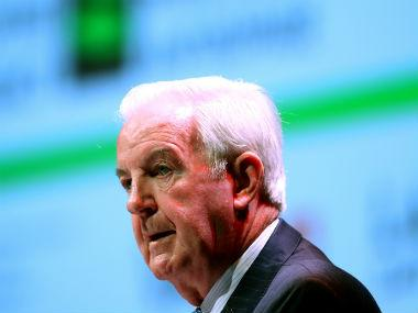 WADA president Craig Reedie's successor to be appointed amidst outrage over Russian doping scandal