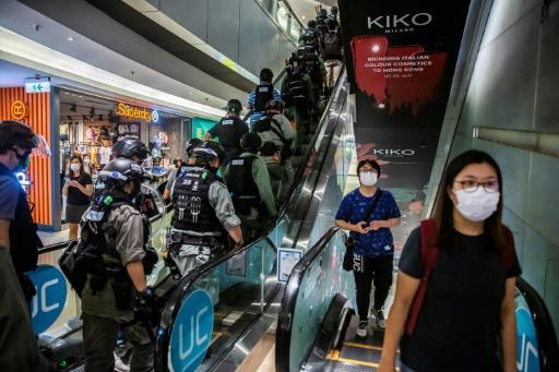 Hong Kong's police have been granted vastly expanded powers to conduct warrantless raids and surveillance -- as well as issue internet takedown notices